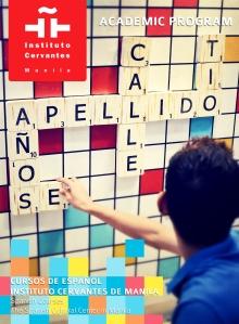 Instituto Cervantes Manila Academic Catalogue
